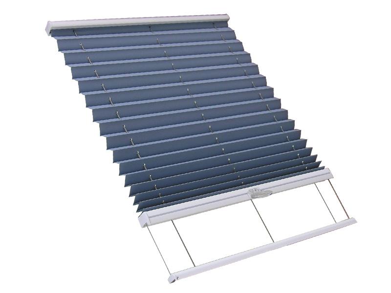 Batistore store pliss toiture de v randa for Store interieur isolant thermique