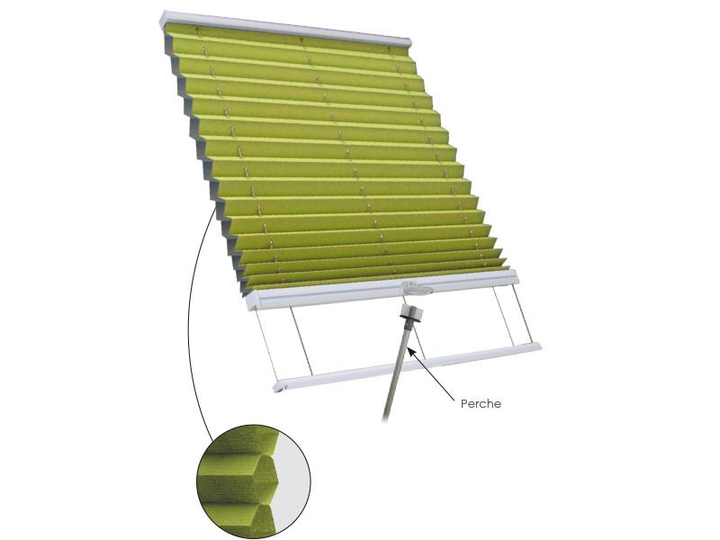 batistore store duette toiture de v randa. Black Bedroom Furniture Sets. Home Design Ideas